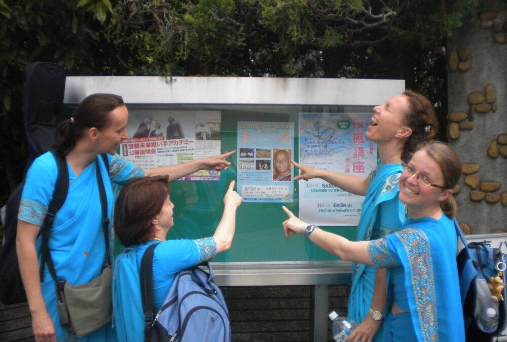 Japonsko 31.5.2011