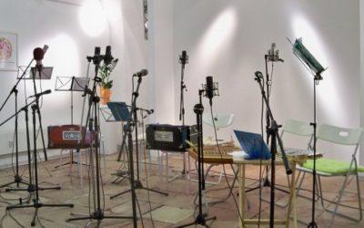 Nahrávání koncertu v Heidelbergu