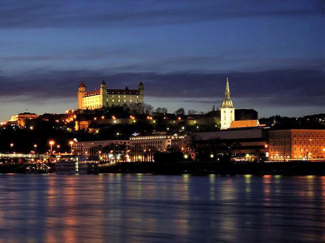 Koncert v Bratislavě