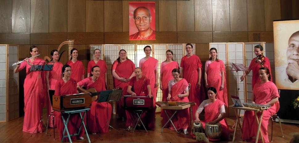 Koncert v Augsburku a Studiu Jógy Satyam