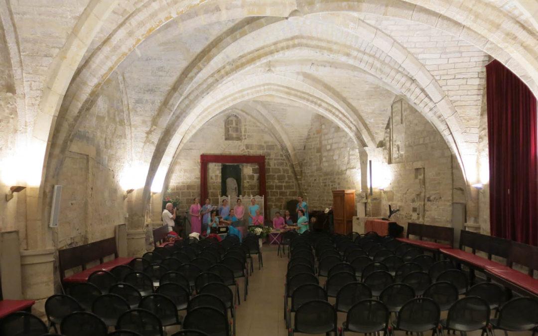 Koncert v Montpellier – Francie