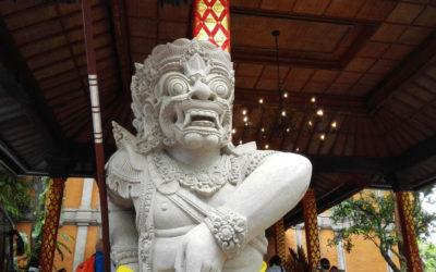 Koncerty na Bali