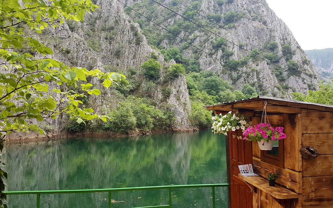 Turné na Balkáně