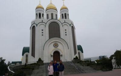 Turné v Kaliningradu